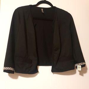 Elegant Open Cocktail Jacket
